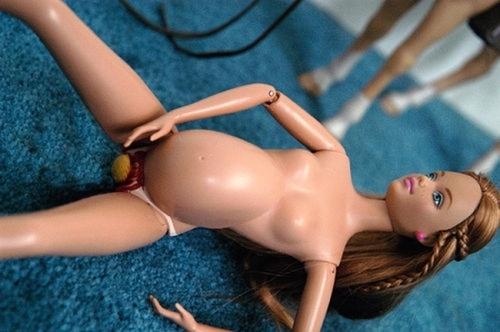 pregnant barbie